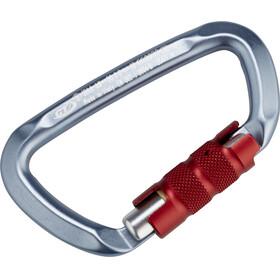 Climbing Technology D-Shape TG Carabiner titan